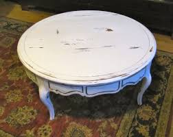 antique white distressed coffee table white coffee table best gallery of tables furniture