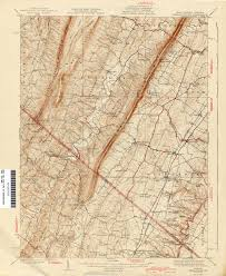 Map Of West Va Virginia Historical Topographic Maps Perry Castañeda Map