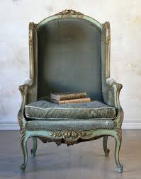 French Wingback Chair 120 Best High Back Armchairs Images On Pinterest Armchairs