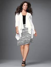 Lane Bryant Formal Wear Plus Size Zebra Print Skirt From Lane Bryant Plus Model Magazine