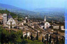 Assisi Italy Map by Assisi Italy Pictures Citiestips Com