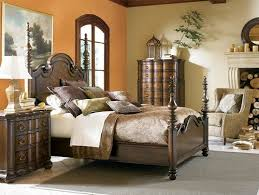 Thomasville King Bedroom Set Thomasville Hills Of Tuscany Poster Bedroom Set High Point