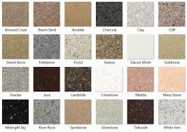 new laminate countertop colors 35 about remodel home decorators