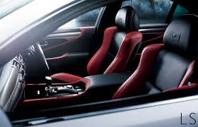 lexus white exterior red interior auto buzz lexus japan releases f sport x line special editions