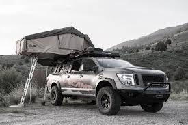 nissan trucks black nissan titan xd pro 4x project basecamp is one tough truck