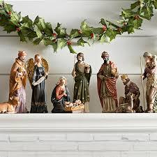 nativity sets for kirklands