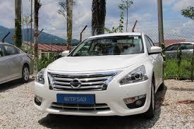 nissan teana 2013 test drive review nissan teana 2 0 u0026 2 5 lowyat net cars