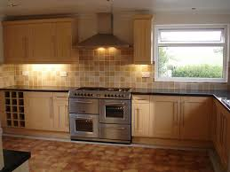 tiling ideas for kitchen walls tiles for kitchen b q solid oak kitchen images and flooring