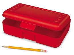pencil box snap shut pencil boxes at lakeshore learning