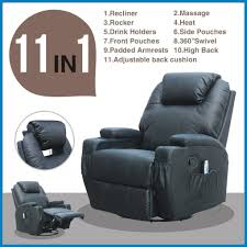 Recliner Massage Chairs Leather Best Massage Chairs October 2017 U2013 Reviews U0026 Buyer U0027s Guide