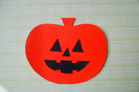 halloween crafts for young children art for young children halloween pumpkin project paper craft