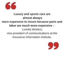 Car Insurance Price Estimate by Most And Least Expensive Vehicles To Insure For 2017