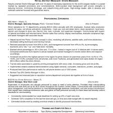 retail manager resume template plush design retail manager resume exles 13 food sles