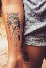 best 20 owl dreamcatcher tattoo ideas on pinterest owl tattoos