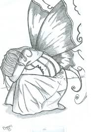 love failure sad pencil sketch image drawing of sketch