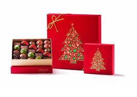 bateel usa winter red christmas gift box bateel usa