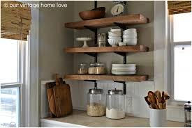 Kitchen Open Shelves Ideas by Kitchen Corner Shelf Ideas Kitchen Shelving Kitchen Open Shelving