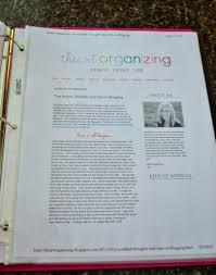 binders 101 blog