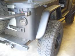 homemade jeep rear bumper jeep tj lj yj diy corner guards with tube fenders trail head customs