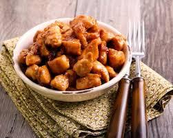 soja cuisine recettes recette blancs de poulet caramélisés à la sauce soja