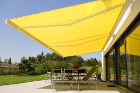 Powered Awnings Retractable Awnings