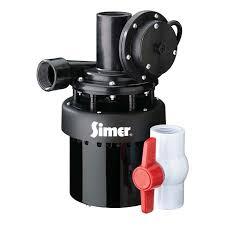 utility sink drain pump simer 1 3 hp automatic utility sink sump pump lowe s canada