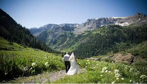 Weddings In Colorado Adventures In Sw Colorado Ouray Wedding