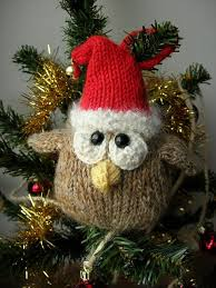 diy owl amigurumi ornament free crochet pattern