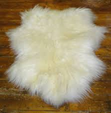 Costco Sheepskin Rug Decor U0026 Tips Genuine Sheepskin Rug For Durable Leather And Fur