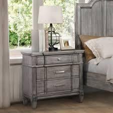 grey nightstands u0026 bedside tables shop the best deals for nov