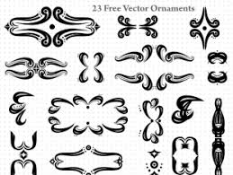 vector ornament free graphics free vectors free vectors ui