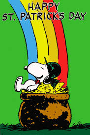 peanuts s day snoopy st s day flag the snoopy way