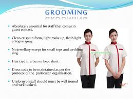 personal attributes of housekeeping staff
