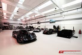 new pagani exclusive preview of the new pagani factory gtspirit