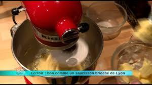 3 cuisine meteo a la carte saucisson brioche par le chef fabrice bonnot pour lémission météo à