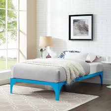 Turquoise Bed Frame Modway Ollie Bed Frame Reviews Wayfair