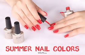 Nail Color Trends Spring Summer 2018