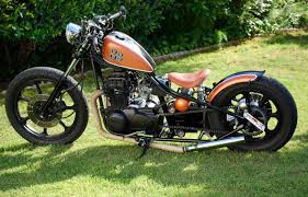 1979 kz400 bobber chappell customs cars and motorcycles