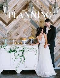 wedding planner magazine bidou wedding planner magazine template by alyssa co issuu