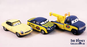 cars characters yellow cars mattel diecast collection the disney collection
