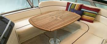boat tables for cockpit marine teak the world s largest dedicated teak table store