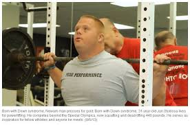 Down With The Syndrome Meme - newark man with down syndrome wins respect powerlifting pediastaff