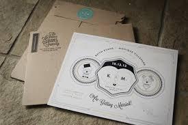 customized wedding invitations 20 smashing exles of customized printed wedding invitations