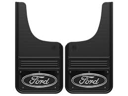 Ford F150 Truck Decals - splash guards gatorback by truck hardware front pair w ford