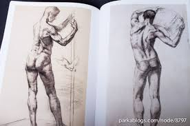 book review 人体结构素描 human anatomy sketches parka blogs