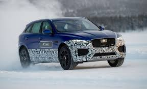 New Jaguar F Pace 25t 2 0 Litre Turbo Petrol Review Pics 2017 Jaguar F Pace Prototype Drive U2013 Review U2013 Car And Driver