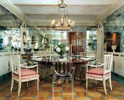 Mirror Dining Room Habitually Chic Mirror Mirror On The Wall U2026
