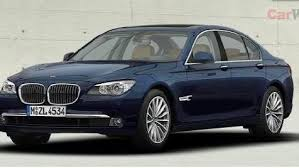 lowest price of bmw car in india bmw 7 series 2013 2016 price gst rates images mileage