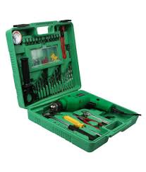 elecx gold 13mm drill kit with 54 pcs tool kit buy elecx gold