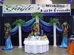 Wedding Decoration Rentals Home Page